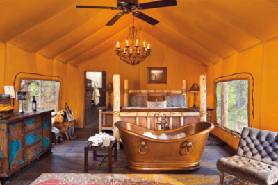 The Resort at Paws Up - Glamping Ranch Review