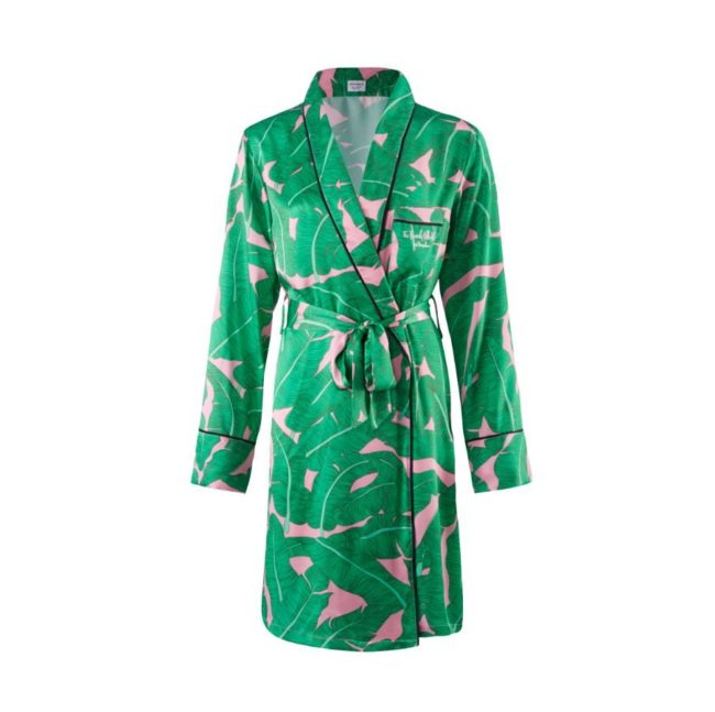 Beverly Hills hotel dressing gown