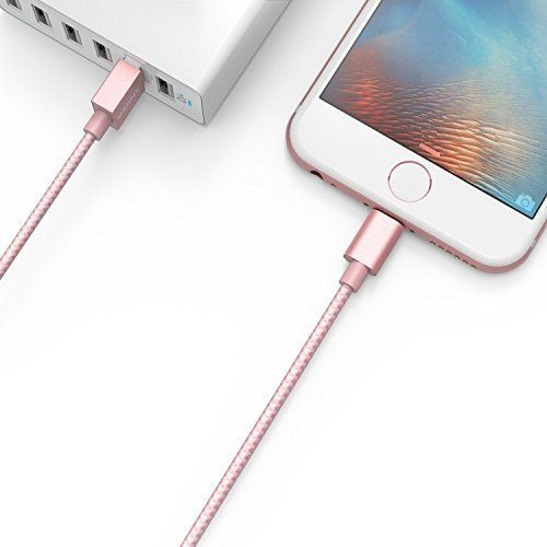 best travel iPhone charging cable luxury travel mom