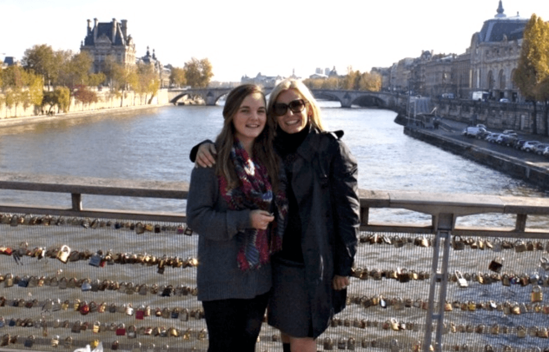 tips for traveling with pre teen paris