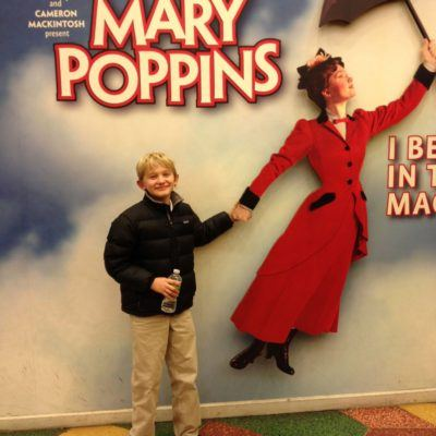 mary poppins is a hit
