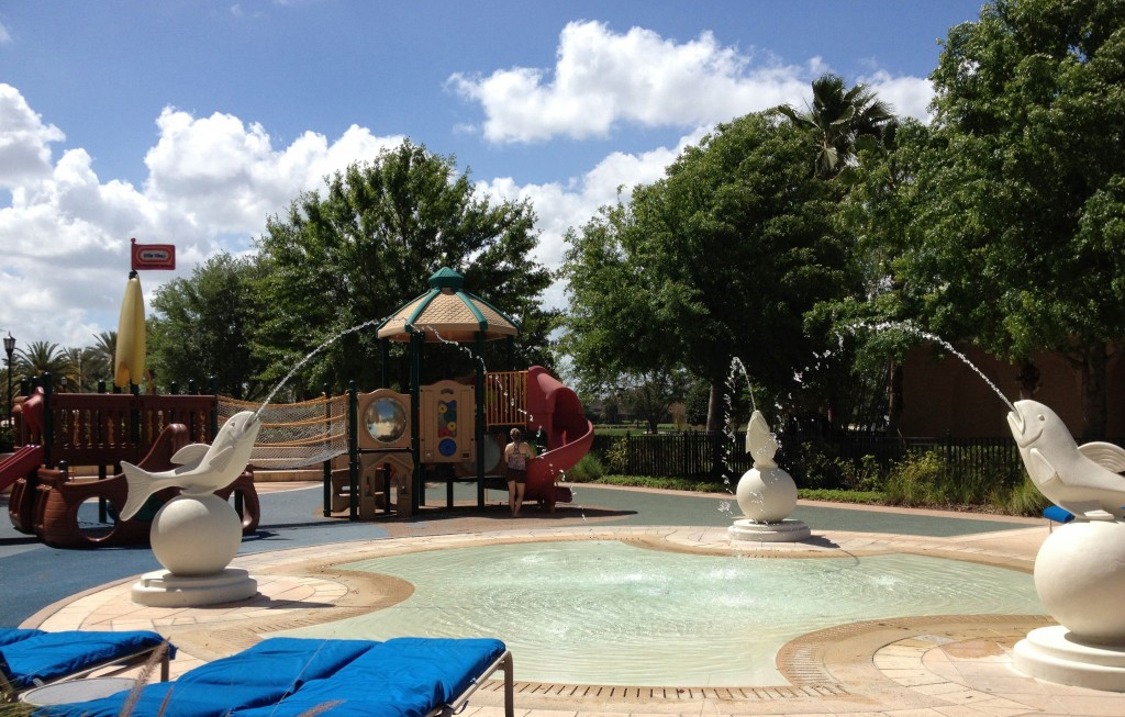 Ritz Carlton Orlando kid pool travel Disney luxury