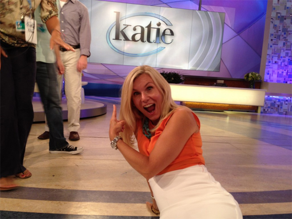 Katie Show Kim-Marie Evans Luxury Travel Mom