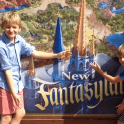 Disney's New Fantasyland - Grand Opening