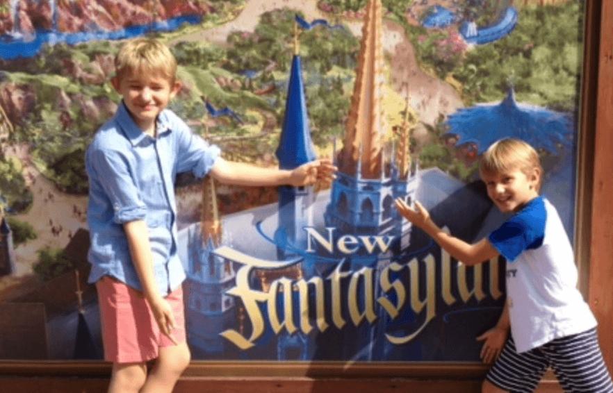 Disney's New Fantasyland - Grand Opening