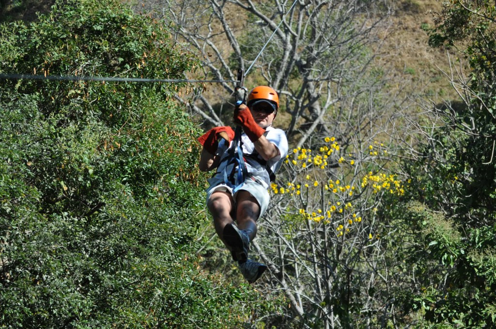 Costa Rica Witch's Rock Zip Lining