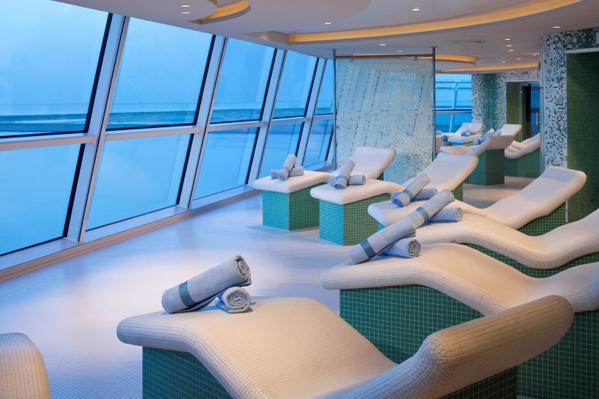 Celebrity Reflection Cruise Luxury Aqua Spa