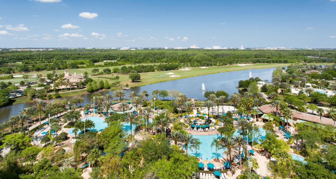 jw marriott orlando luxe hotel review