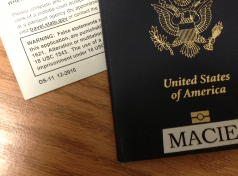 How to Get Your Child a Passport