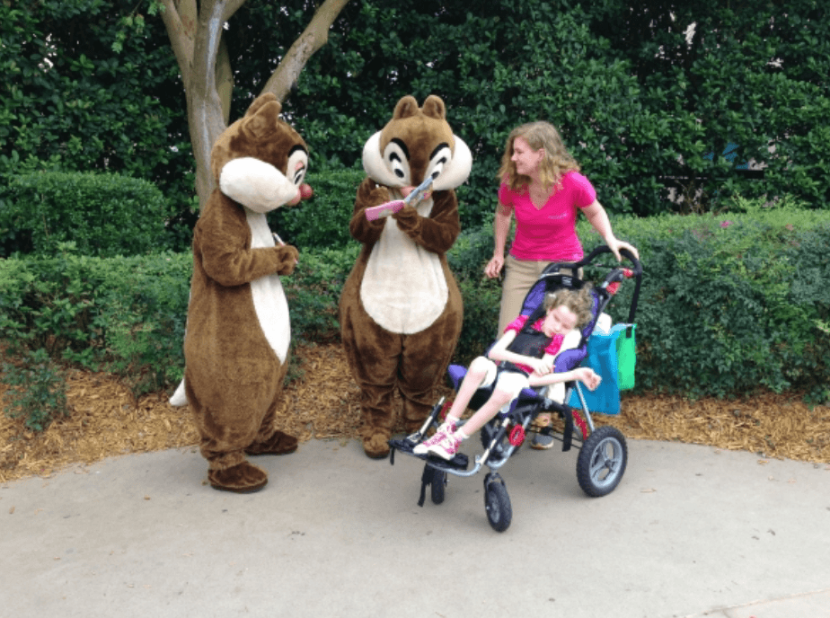 Rich Manhattan Moms Hire Handicapped Guides for Disney