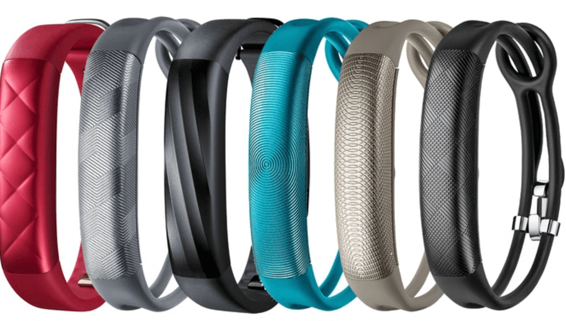 The New Jawbone UP