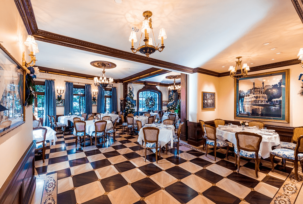 An Inside Look at the Ultra Exclusive Club 33 in Disneyland