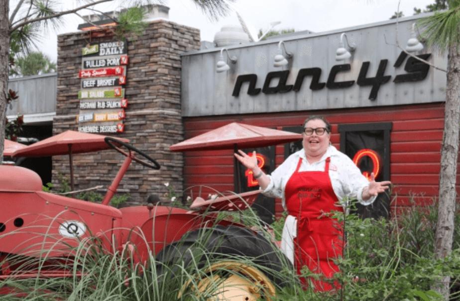 Best Food in Sarasota - Best BBQ EVER - Nancy's Bar-B-Q