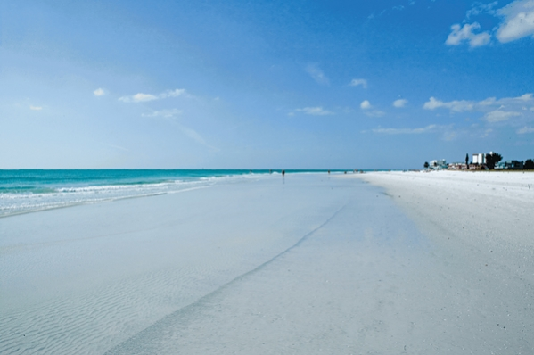 Siesta Key - Beach- Shoreline