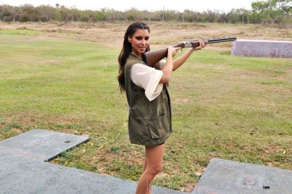 Kim Kardashian Dominican Republic