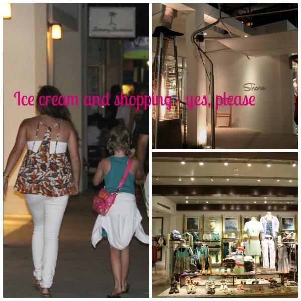 Ritz Carlton Sarasota shopping St. Armand's circle Luxury family travel