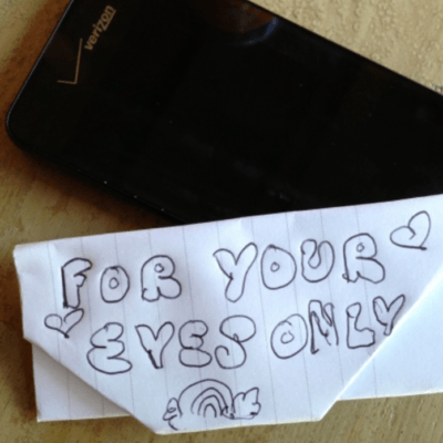 5 Good Reasons to Give Your Child a Phone