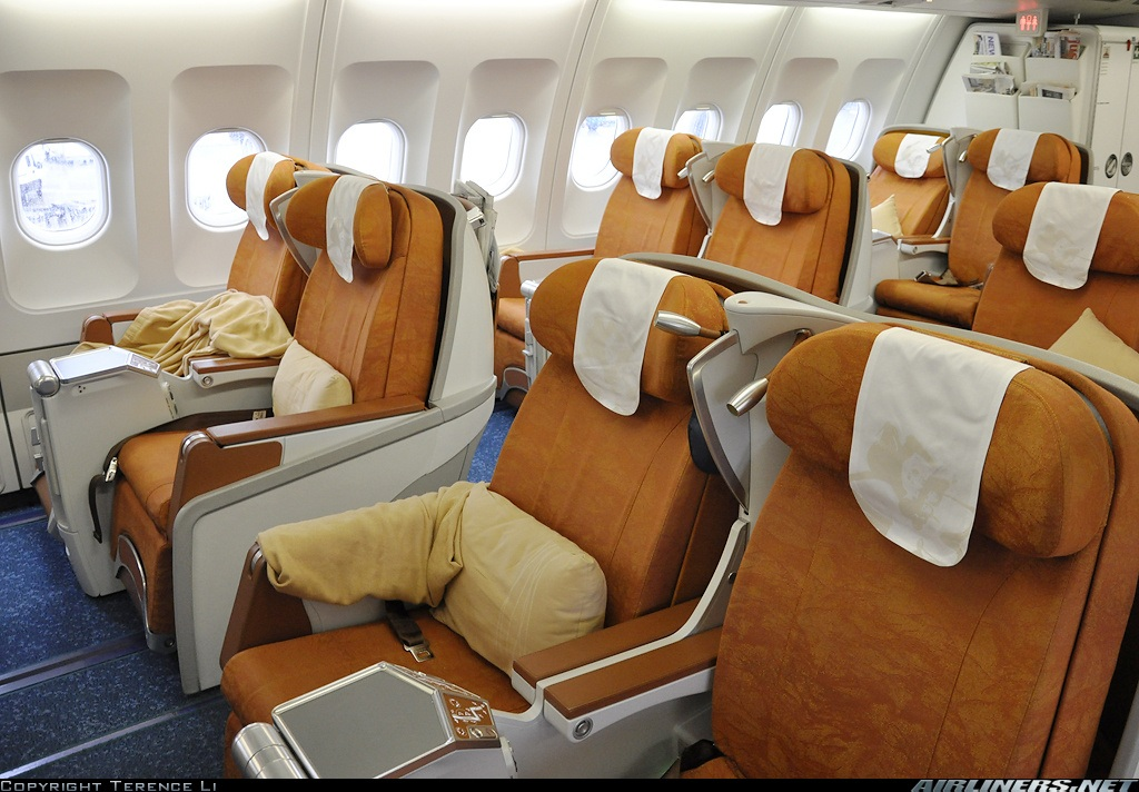air mauritius business class review