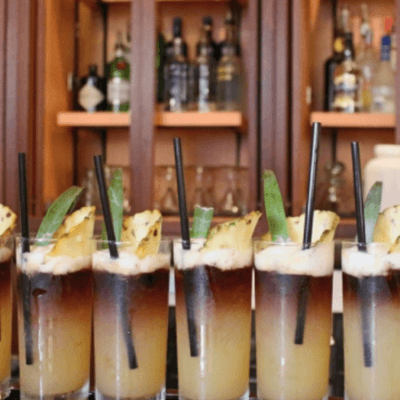 Disney's Aulani Mai Tai - Recipe