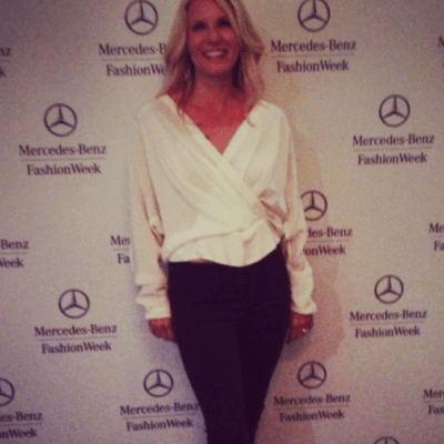 Mercedes Benz Fashion Week-Red Dress Collection 2014