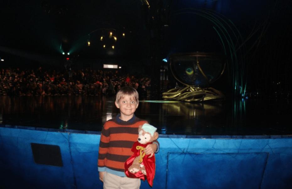 Cirque du Soleil Backstage Tour