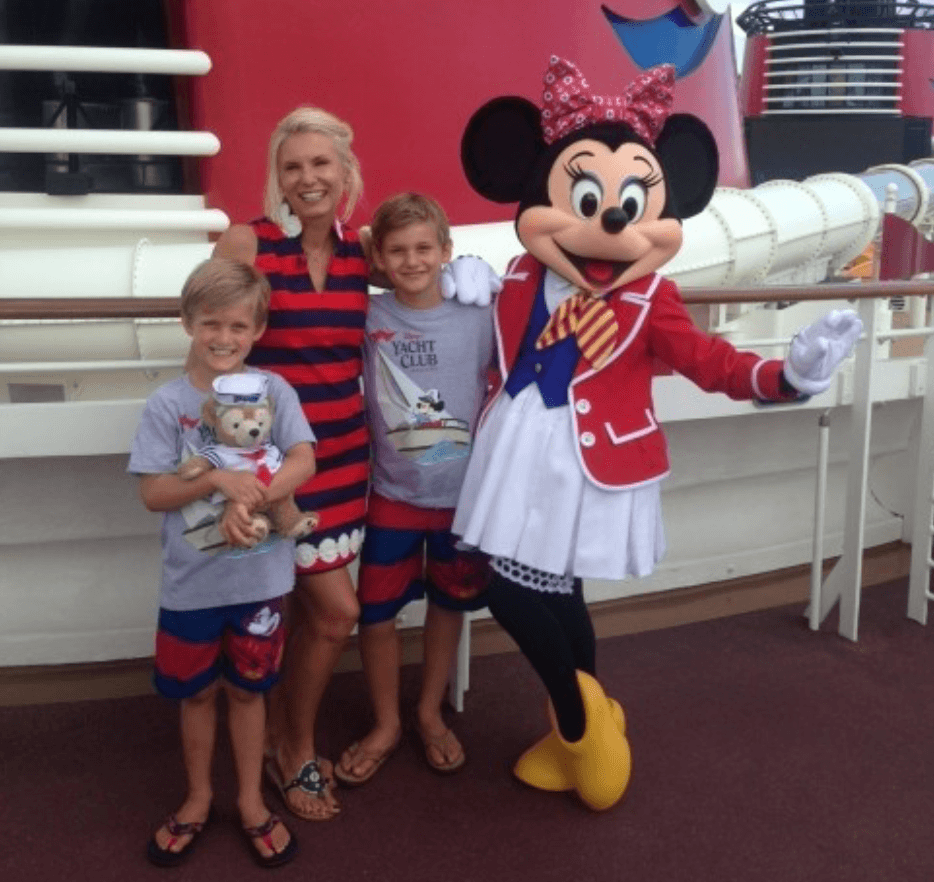 Disney Cruise Luxury and The Mouse