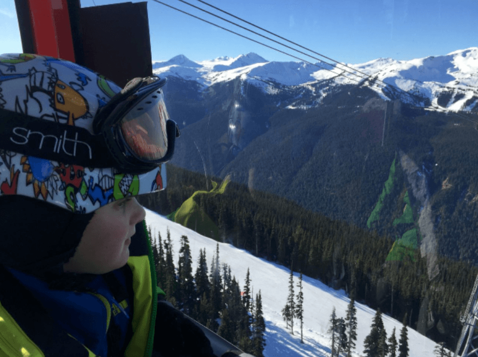 Skiing and Playing in Whistler B.C. - Four Seasons Whistler Reviewed