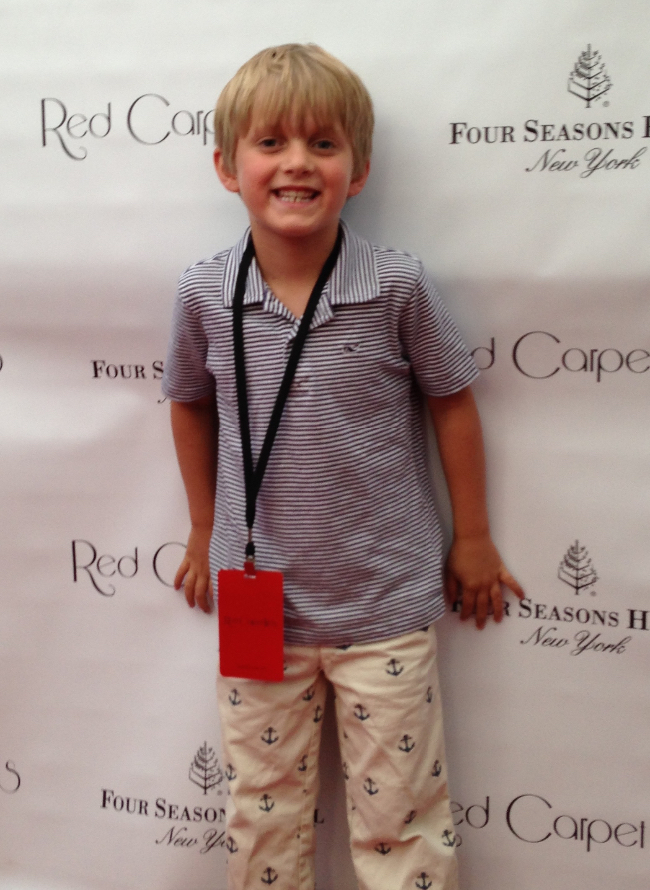 Red Carpet Kids New York