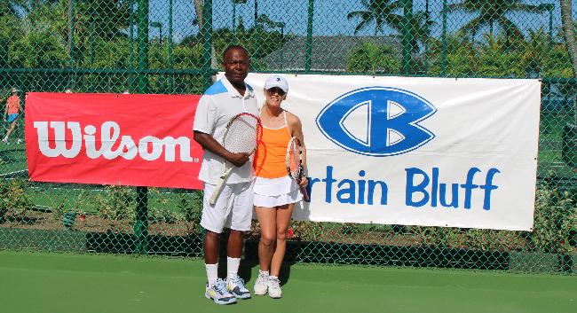 Curtain Bluff Tennis