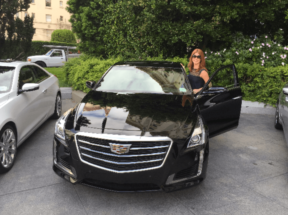 Fairmont Hotels Partners with Cadillac - Brand New Fairmont F-scapes