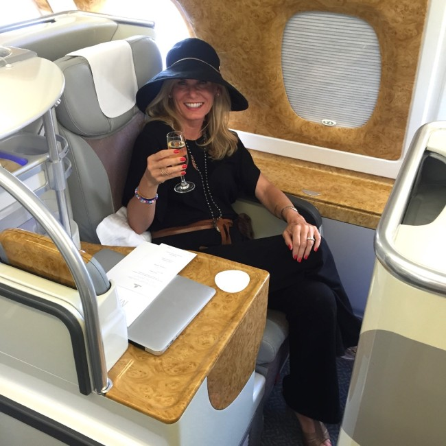 Jennifer Aniston Emirates