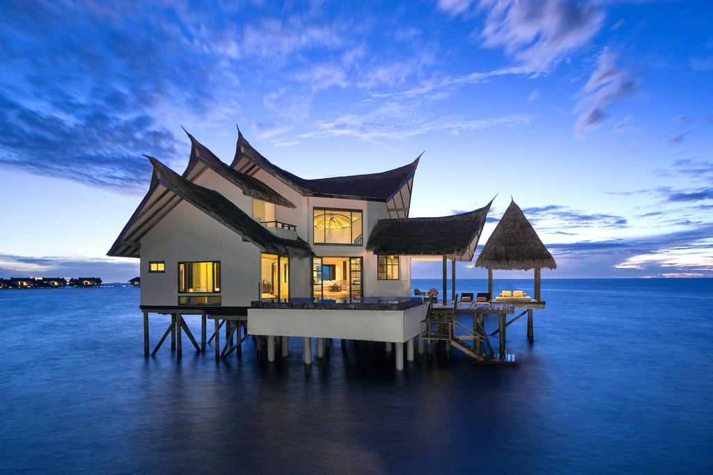 JUMEIRAH VITTAVELI maldives review