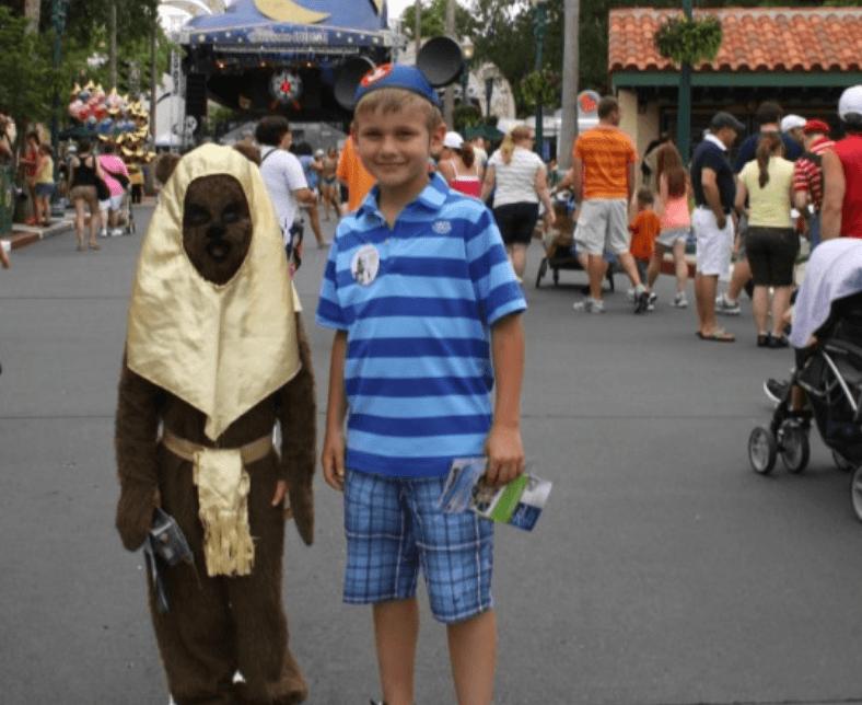 Disney VIP Star Wars