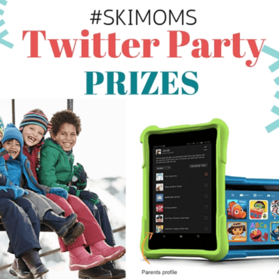 Ski With Kids #SkiMoms Twitter Party