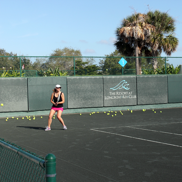 Tennis in Sarasota - The Resort at Longboat Key Club
