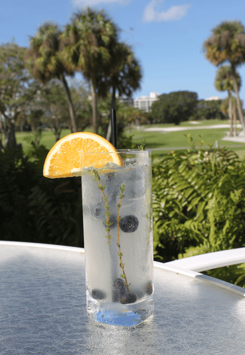 country thyme lemonade cocktail recipes