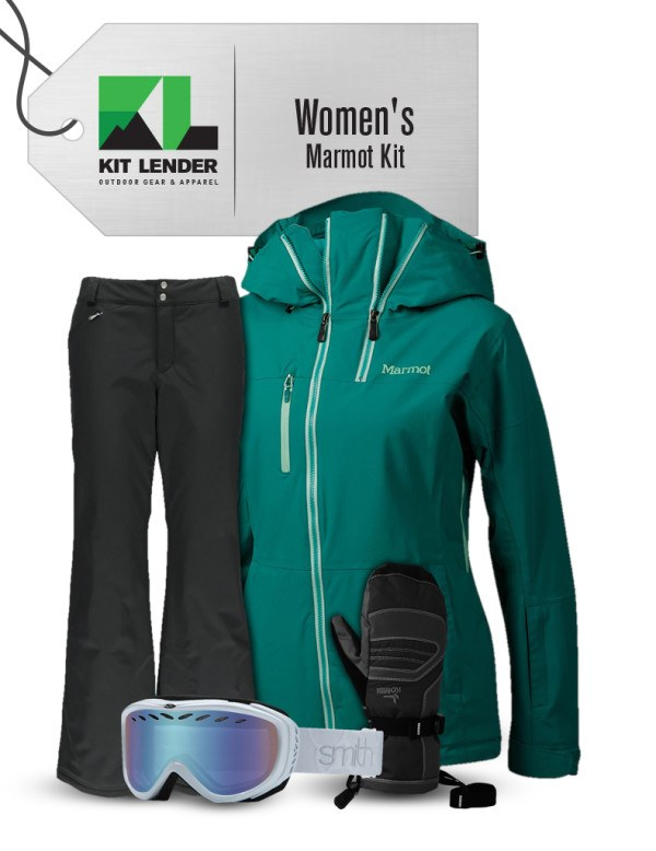 rent ski clothes