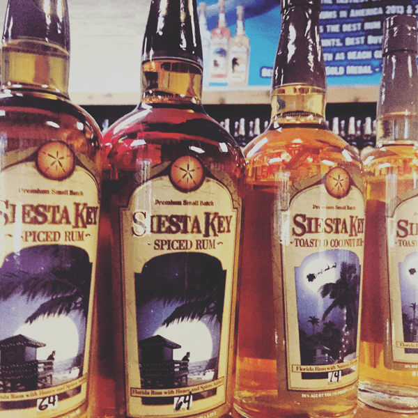 sarasota siesta key rum distillery