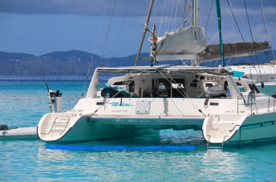 Chartering a Yacht in the Caribbean