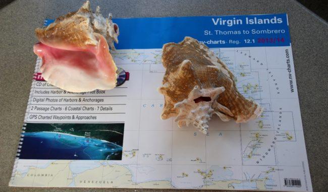 sailing the British Virgin Islands