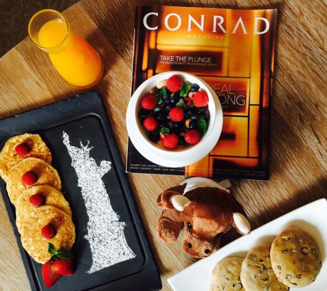 Conrad Hotel New York City With Kids Luxury Travel Mom