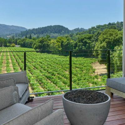 las alcobas napa valley luxury hotel review