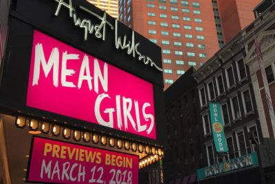 mean girls broadway new york musical review luxury travel mom