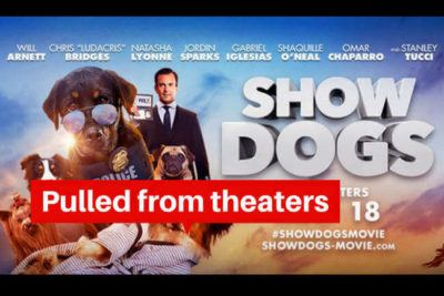 should you take your kids to show dogs the movie