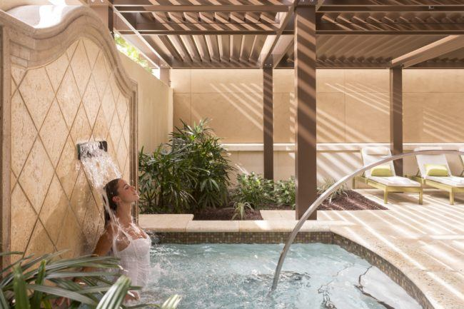 four seasons Orlando spa