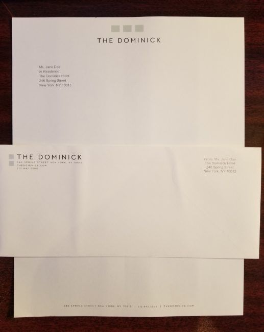 The Dominick Hotel SoHo Review
