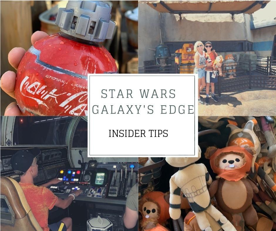 Disneyland Galaxy's Edge VIP