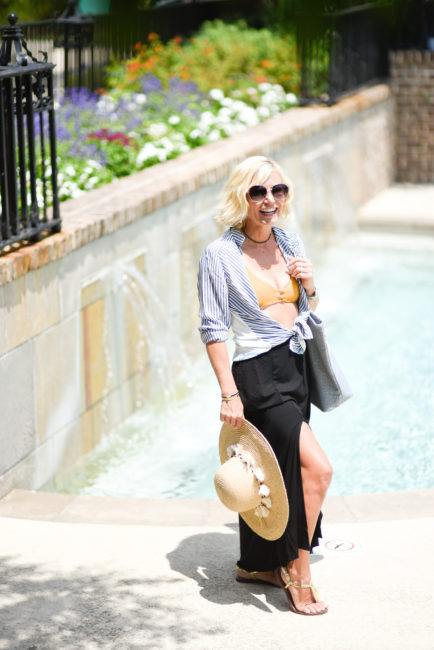 luxury travel mom Chico's clothing review