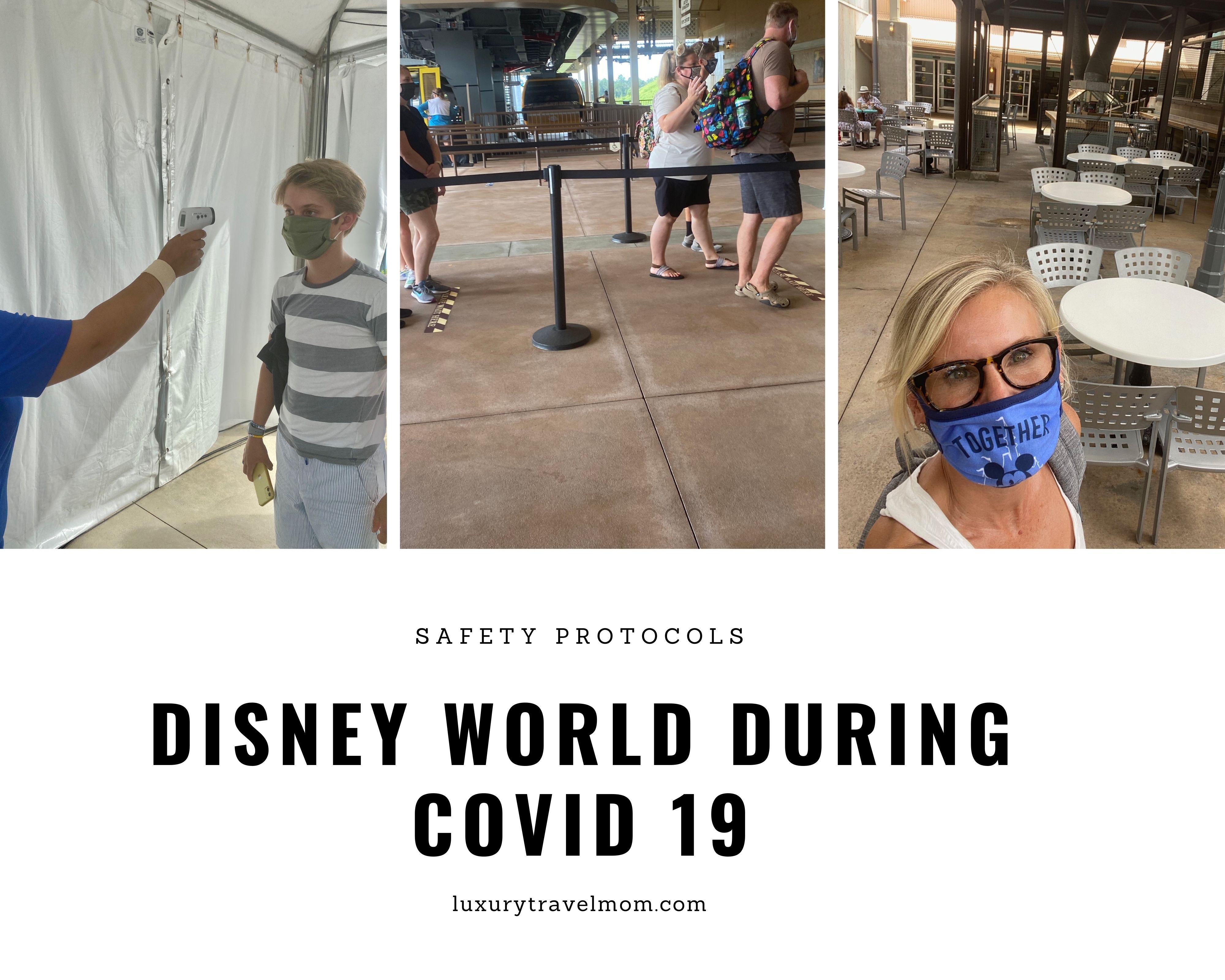 Disney Coronavirus