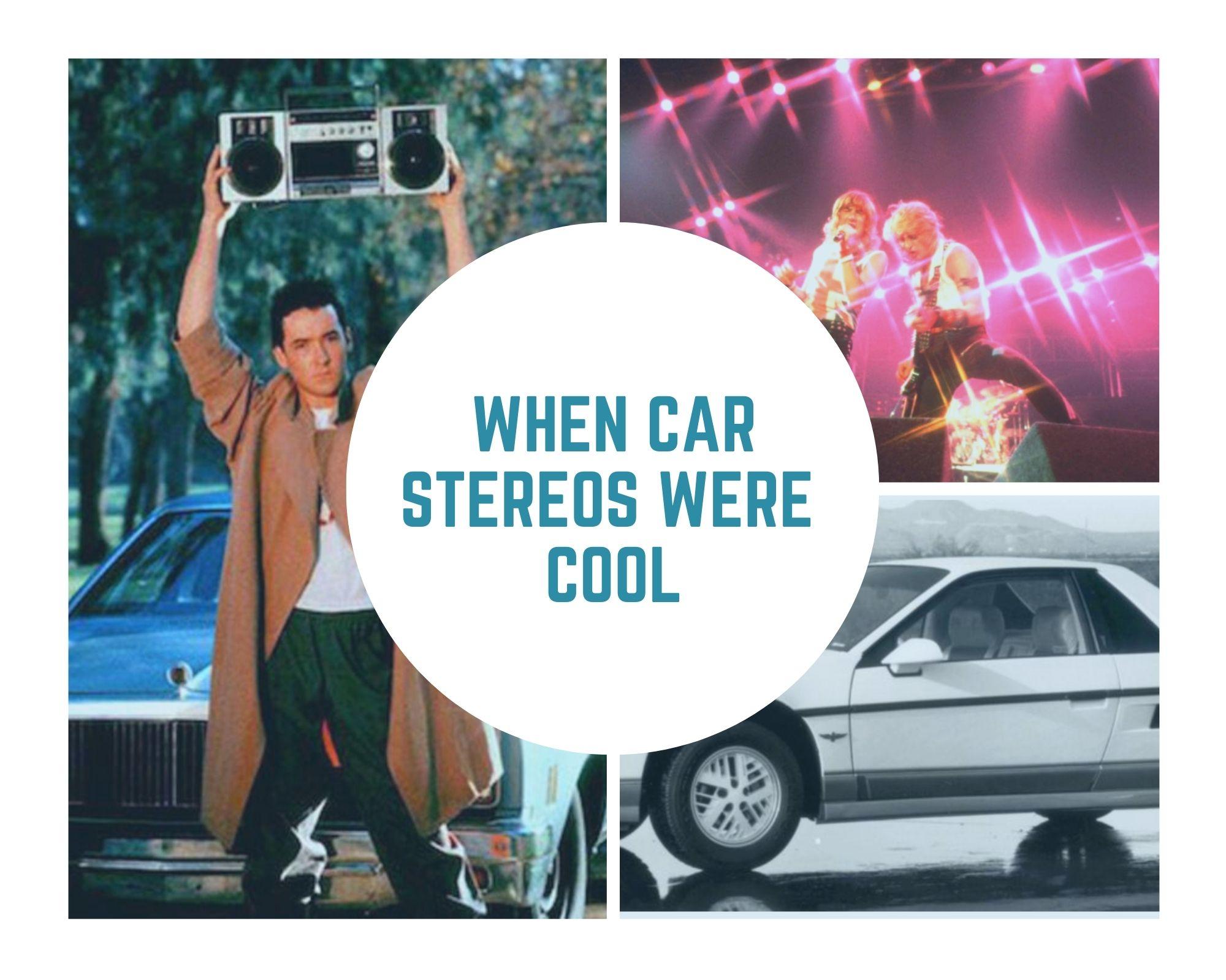 Lincoln Navigator revel stereo system